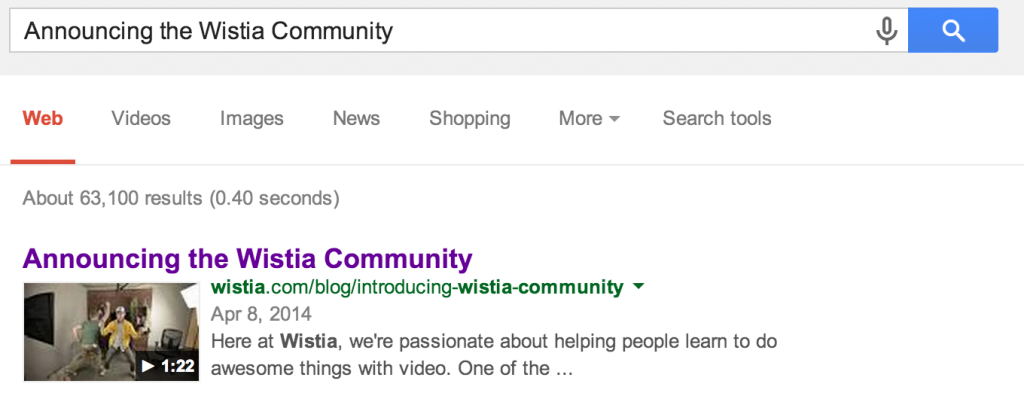 Announcing the Wistia Community
